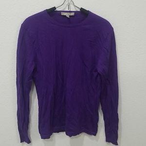 Neiman Marcus Cashmere Sweater Sz L Runs Small